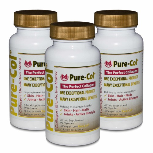 Pure-Col Collagen Capsules
